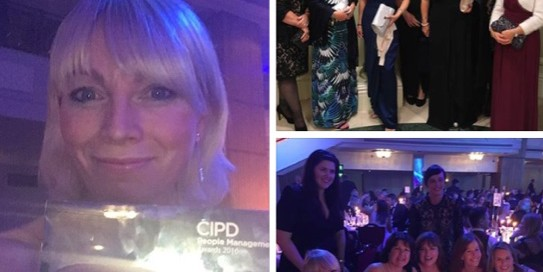 United Learning wins at the CIPD Awards September 2016