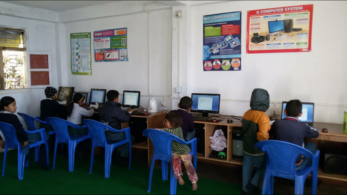 Aptitude Software Sponsors IT in Nepal School - Q Learning