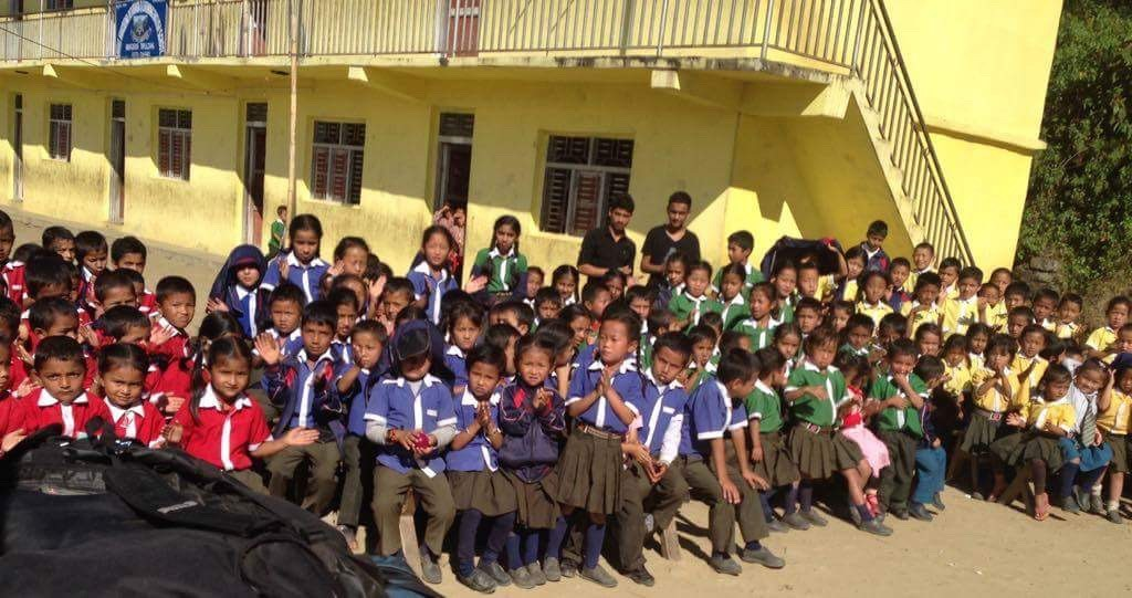 Establishing Excellence at the  Q. Learning School in Nepal