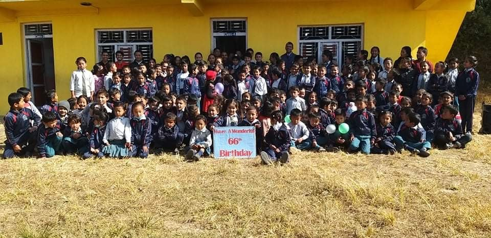Q. Learning Nepal Trust CIO is now a Registered Charity Number 1192365